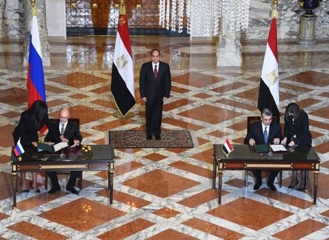 أموال روسيا الرخيصة تثير المخاوف من إفراط مصر في الاقتراض