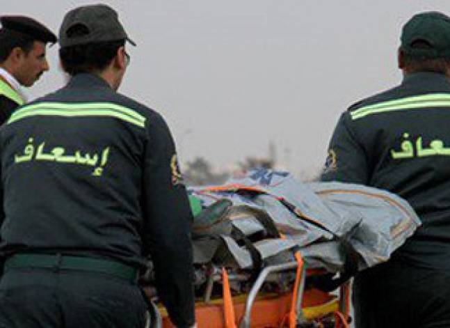 مقتل طفلين وإصابة 6 في حادث سير بالبحيرة