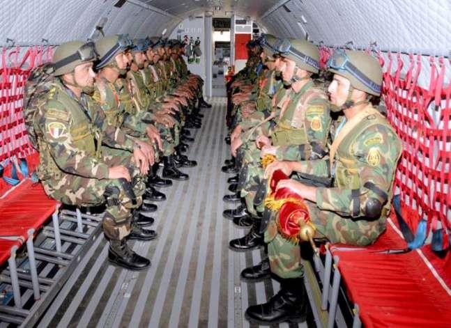 مصر تجري تدريبات عسكرية مشتركة مع الإمارات والبحرين
