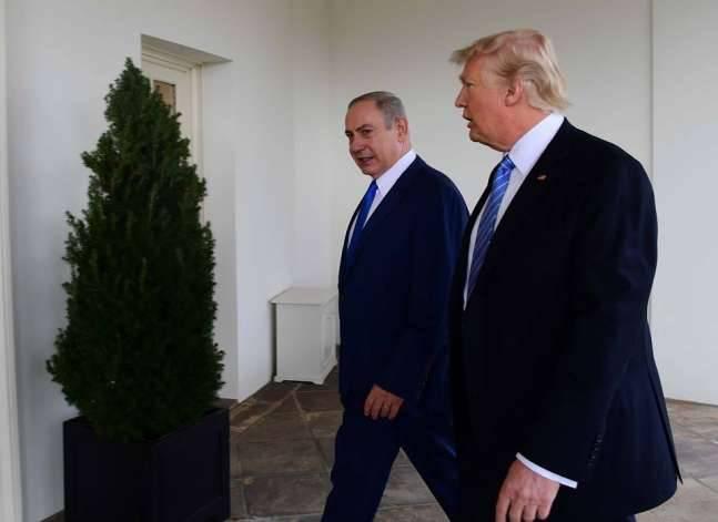نتنياهو ينفي مزاعم وزير إسرائيلي ببحث إقامة دولة فلسطينية بسيناء مع ترامب