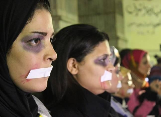 بالإنفوجراف- العنف ضد المرأة في أرقام