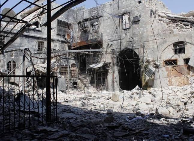 مصر تدين عمليات القصف على سوريا