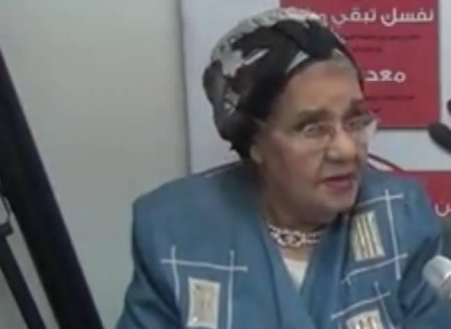 أصوات مصرية - وفاة الإذاعية عواطف البدري عن عمر يناهز 88 عاما