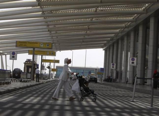 وفد روسي يتفقد الإجراءات الأمنية بمطار القاهرة