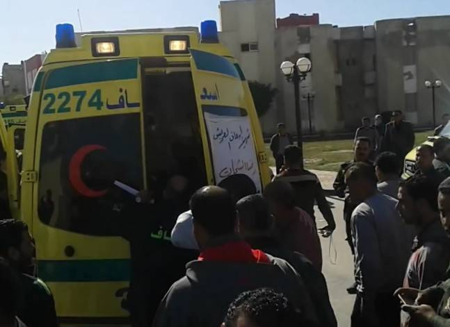 بالفيديو.. مسعفون رهن الإصابة والقتل في شمال سيناء