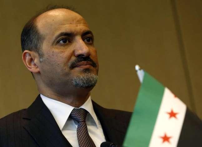 بالفيديو- الجربا: طلبنا من مصر عقد مؤتمر جديد للمعارضة السورية بالقاهرة