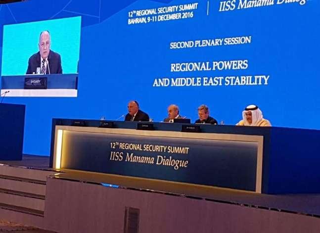 وزير الخارجية: لا خلافات مع السعودية ولا علاقات مع إيران