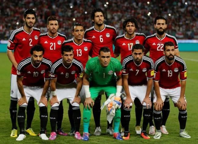 بعثة المنتخب الوطني تصل القاهرة في العاشرة صباحا