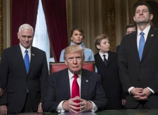 نيويورك تايمز: ترامب يستثني من الحظر مواطني دول له مصالح تجارية بها