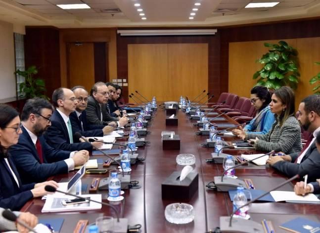 بعثة من البنك الدولي تناقش إجراءات تحسين بيئة الأعمال في مصر