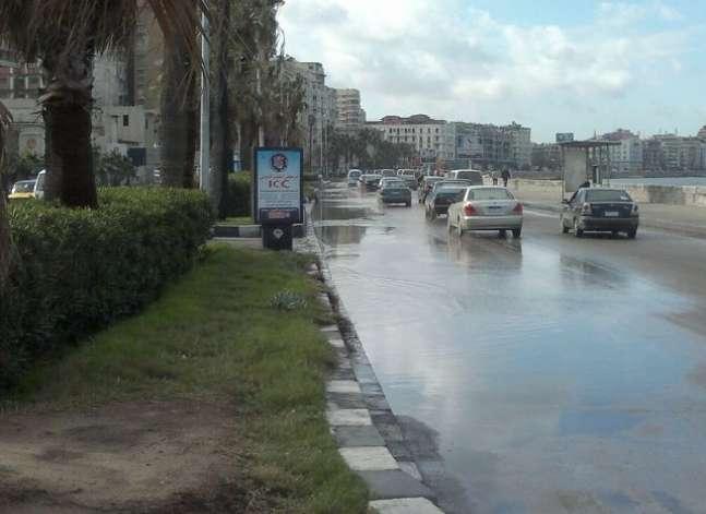 الأرصاد: طقس الجمعة ممطر.. والعظمى في القاهرة 28