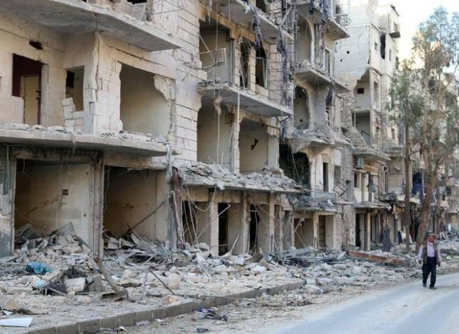 الخارجية: الحكومة السورية توافق على الوساطة المصرية لإجلاء الجرحى من حلب
