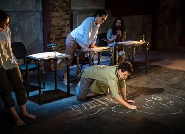 """""""زِج زِج"""".. عرض مسرحي يجسد واقعة اغتصاب لنساء ثورة 1919"""
