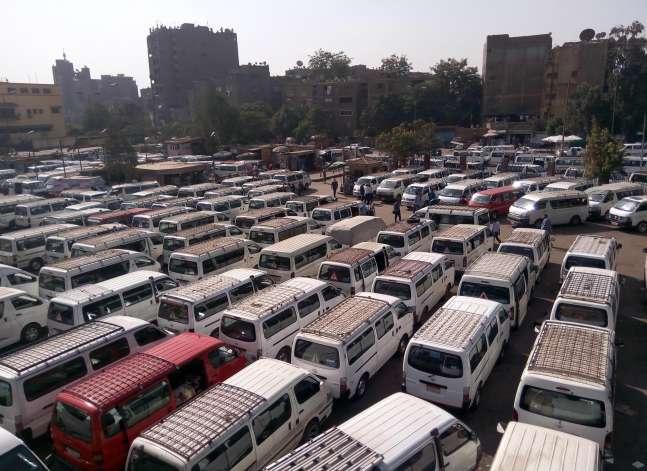 المحافظات ترفع أجرة المواصلات بعد زيادة أسعار الوقود