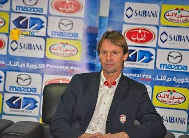 مدرب الإسماعيلي: أطمح أن أعيد الفريق إلى مكانته في الدوري
