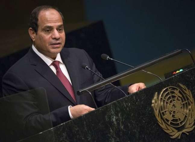 السيسي يشارك اليوم في جلسة لمجلس الأمن عن التطورات بالشرق الأوسط