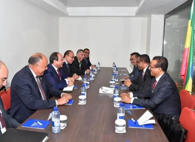 وزير المياه الإثيوبي: مستعدون لتخفيف الآثار السلبية لسد النهضة إن وجدت