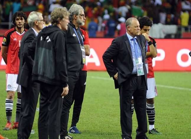 اتحاد الكرة يجدد الثقة في الجهاز الفني لمنتخب مصر بقيادة كوبر