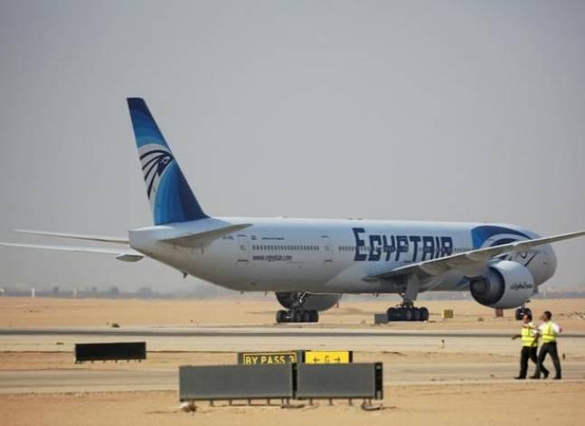 مصر للطيران: الفتاة المحروقة سافرت بمعرفة السفارة الأمريكية