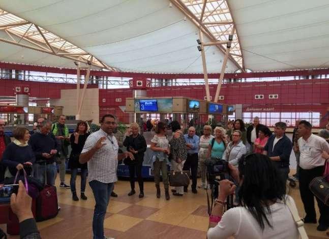 السياحة الإيطالية تعود إلى شرم الشيخ لأول مرة بعد تحطم الطائرة الروسية