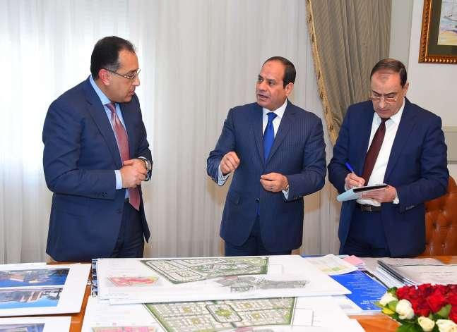 السيسي يطالب الحكومة بإنشاء 25 مدرسة من مدارس النيل قبل سبتمبر المقبل