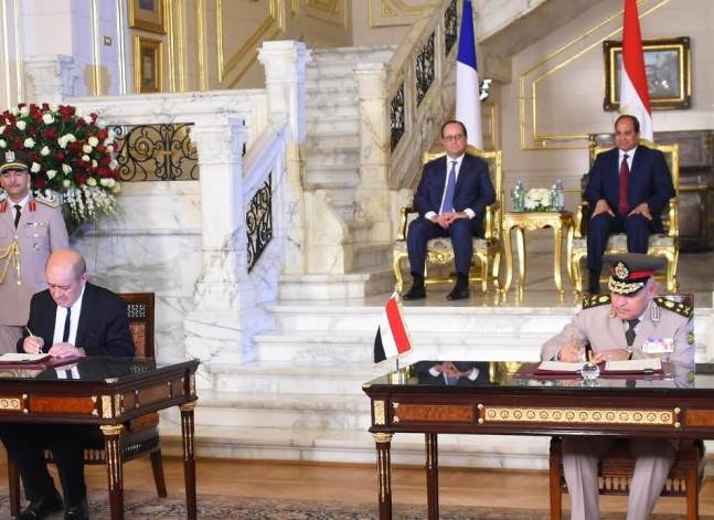 """أولوند للسياسيين المصريين: تحدثت مع السيسي عن حقوق الإنسان و""""لا نساوم ولا نتنازل عن قيمنا"""""""