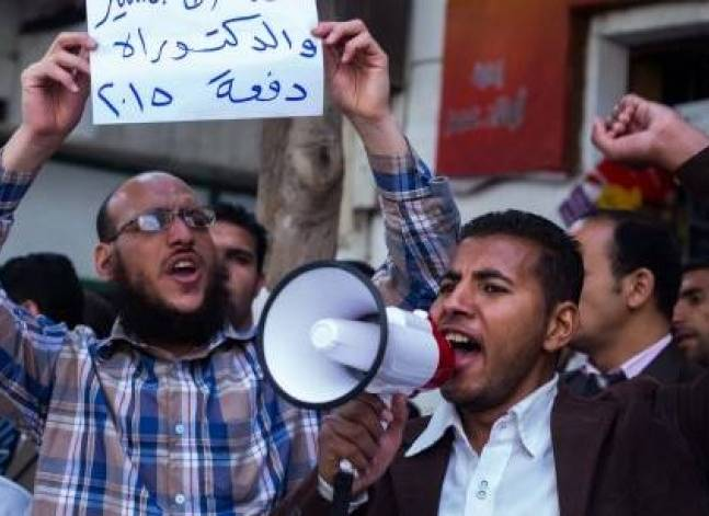 """""""الدستورية العليا"""" تستأنف نظر الطعن على قانون التظاهر السبت"""