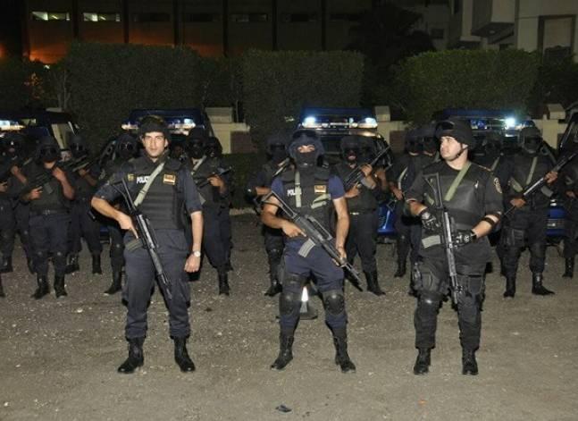 """الداخلية: مقتل أربعة """"عناصر إرهابية"""" بكرادسة في تبادل لاطلاق النار"""