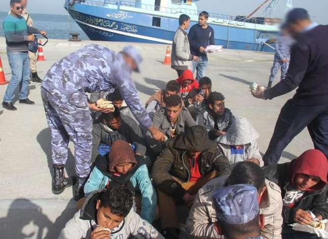 الجيش: إحباط محاولة هجرة غير شرعية عبر ساحل البحر المتوسط