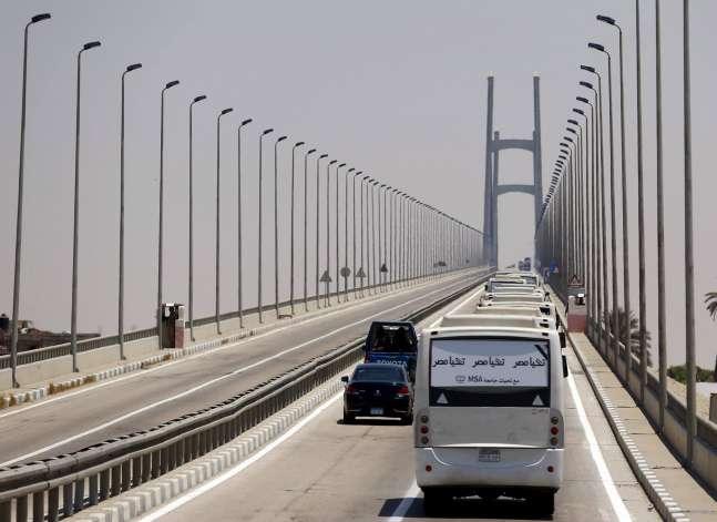 جسر الملك سلمان .. مشروع من الثمانينيات يثير تنفيذه مخاوف بيئية
