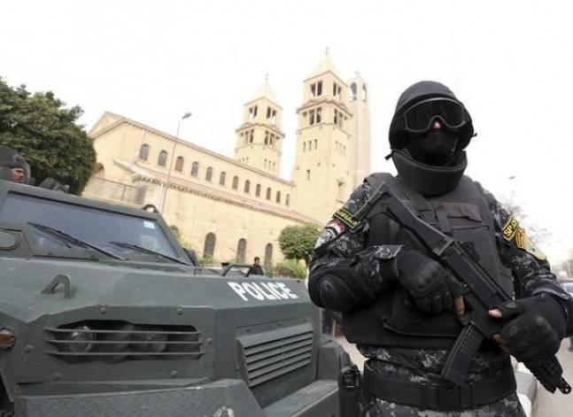 مصدر أمني: انفجار بمحيط الكاتدرائية المرقسية بالعباسية