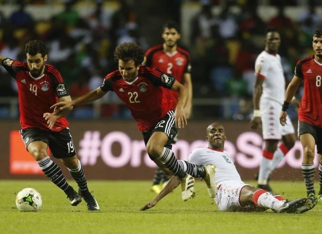 وردة يقود هجوم منتخب مصر أمام الكاميرون.. والنني يعود للتشكيلة
