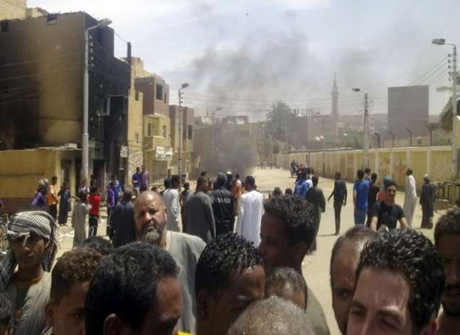 مقتل 4 أشخاص في اشتباكات بين عائلتين بقرية في أسوان
