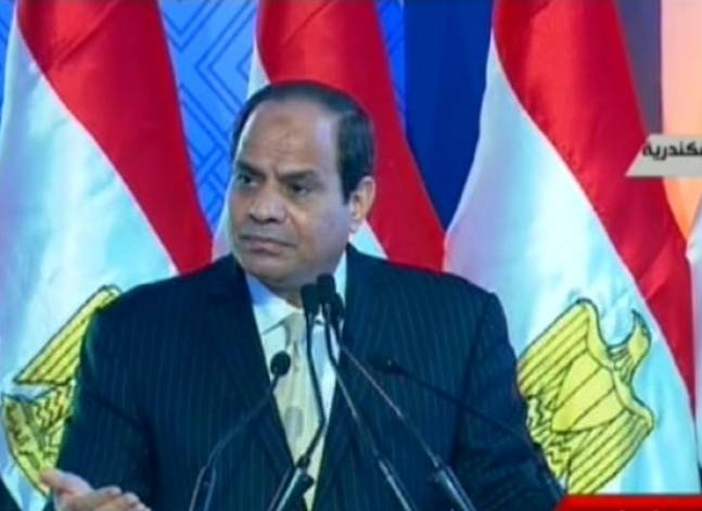 السيسي: المرتبات رفعت الدين الداخلي إلى 2.3 تريليون.. وإسقاط 43 مليار دولار ديون عن مصر