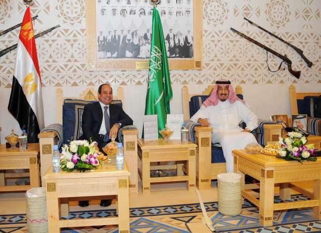 توقيع اتفاقيات بين مصر والسعودية لتنمية سيناء وتوريد المواد البترولية