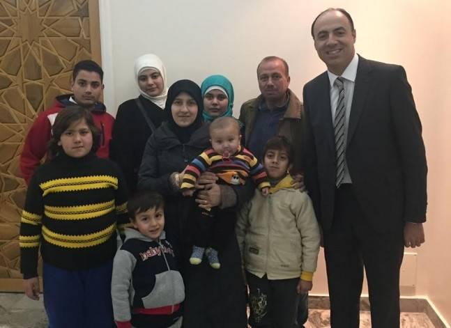 سفارة مصر في دمشق تنتهي من إجراءات إعادة أسرة مصرية في حلب إلى القاهرة