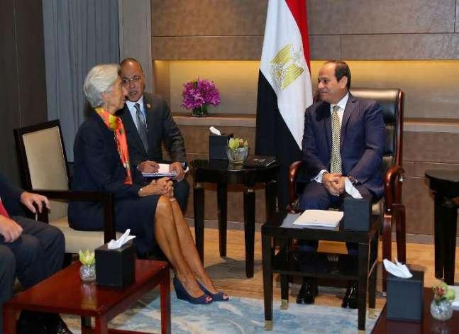 مسؤول: أمريكا تعمل مع مجموعة السبع لتمويل برنامج صندوق النقد لمصر