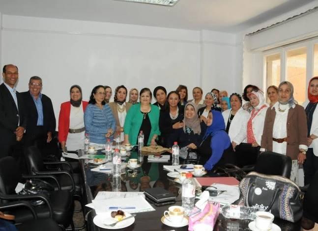 مايا مرسي: نسعى لتجريم عمليات إزالة الرحم للمعاقات