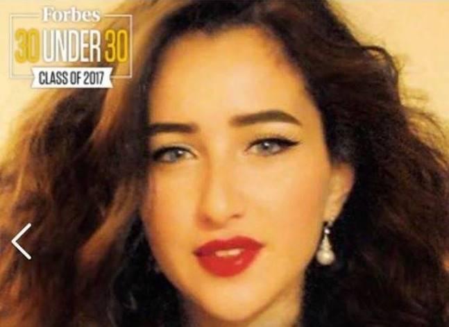 غادة والي..عزيمة فتاة عشرينية تقودها إلى العالمية