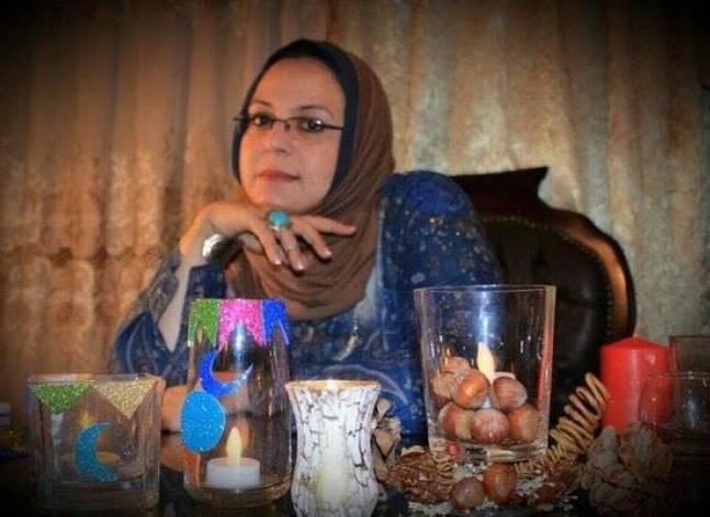 """بالصور - شموع """"رانيا"""" بنكهة ياميش وزينة رمضان"""