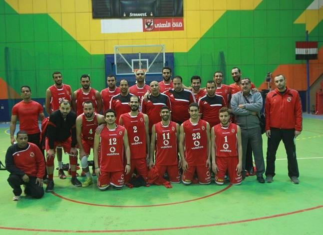 الأهلي يفوز علي الزمالك 75 ـ 71 في دوري المرتبط لكرة السلة