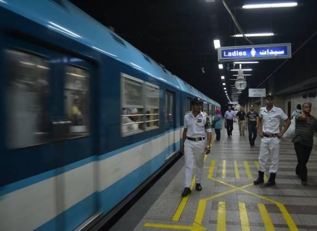 طوارئ في مترو الأنفاق في ذكرى تحرير سيناء
