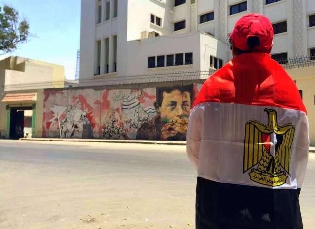 """بالصور- 30 يونيو في """"التحرير"""".. ذكرى بلا محتفلين"""