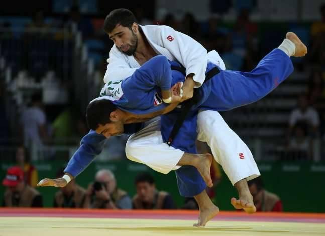 فايز وعبد العال يودعان الأولمبياد من دور 16