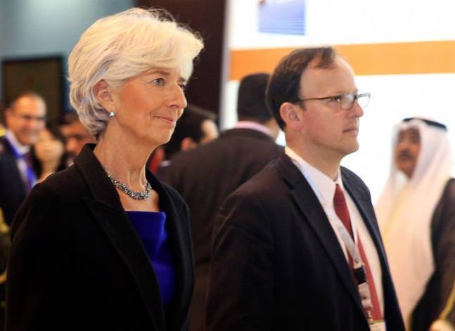 مدير صندوق النقد: ننتظر تحرك مصر بخصوص سعر الصرف والدعم لبحث القرض