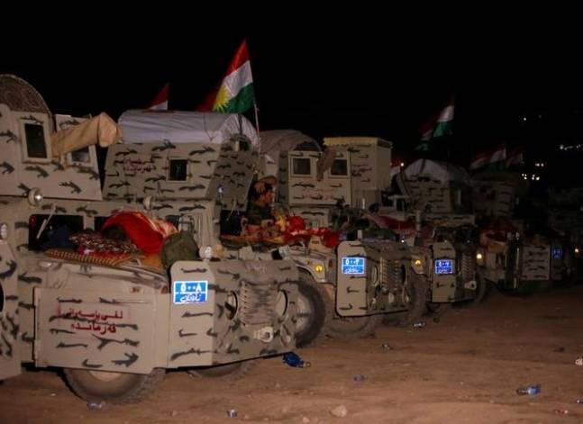السيسي للعبادي: مصر حريصة على استعادة أمن واستقرار العراق