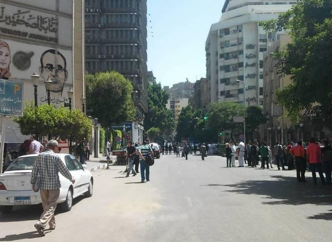 """""""الصحفيين"""" ترسل أسماء 29 صحفيا محبوسا لضمها إلى قائمة العفو الرئاسي"""