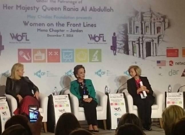 وزيرة: المرأة تنفق على تعليم وعلاج أبنائها أكثر من الرجل