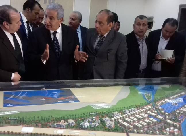 وزارة الصناعة: تسليم المرحلة الأولى من مدينة الأثاث بدمياط قبل نهاية 2017