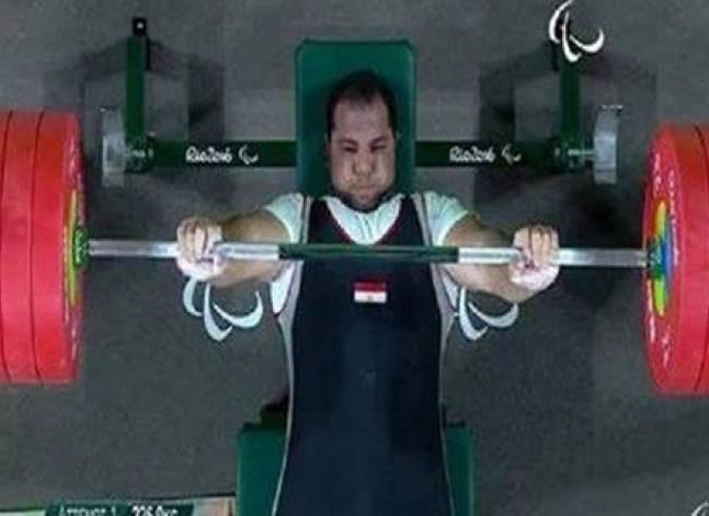 محمد السيد يحرز لمصر فضية في رفع الأثقال بدورة الألعاب البارالمبية